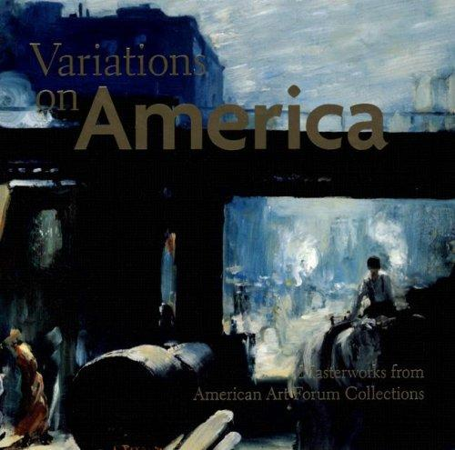 Variations on America: Masterworks from American Forum Collections, Harvey, Eleanor Jones; Gurney, George; Mecklenburg, Virginia; Speer, George; Yau, Elaine