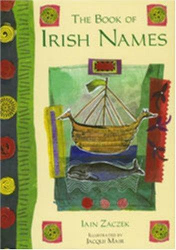 Download The Book of Irish Names