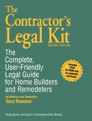 Download The contractor's legal kit