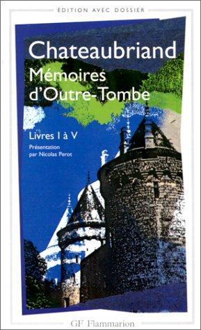 Download Mémoires d'outre-tombe