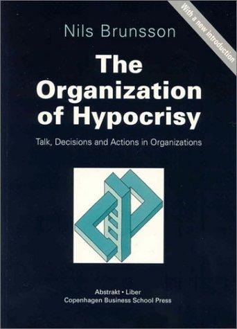 Download The Organization of Hypocrisy