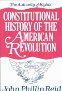 Download Constitutional history of the American Revolution