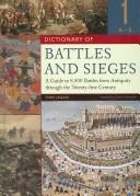 Dictionary of Battles and Sieges