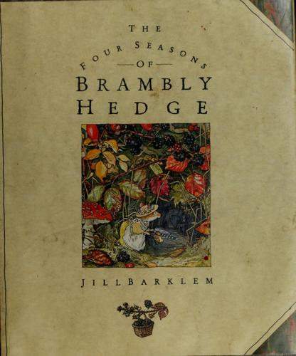 Download The four seasons of Brambly Hedge