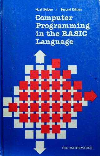Computer programming in the BASIC language