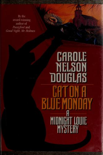 Download Cat on a blue Monday