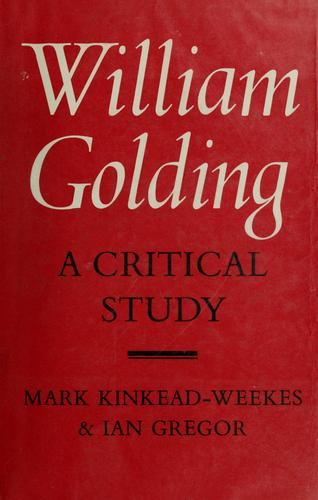 Download William Golding: a critical study