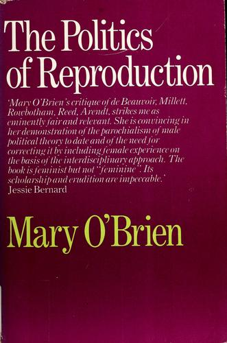 Download The politics of reproduction