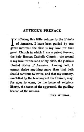 The American priest