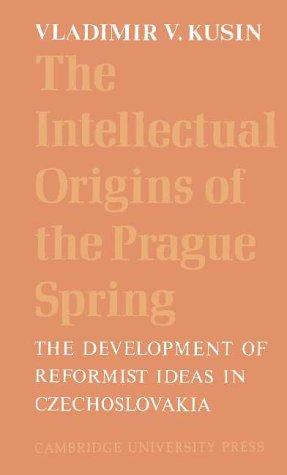 Download The intellectual origins of the Prague spring