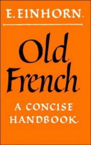 Download Old French