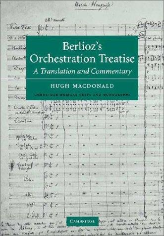 Download Berlioz's Orchestration Treatise