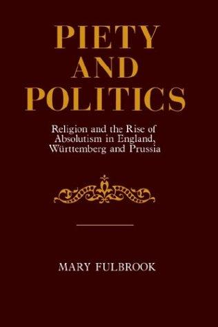 Download Piety and politics