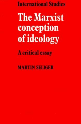 Download The Marxist Conception of Ideology