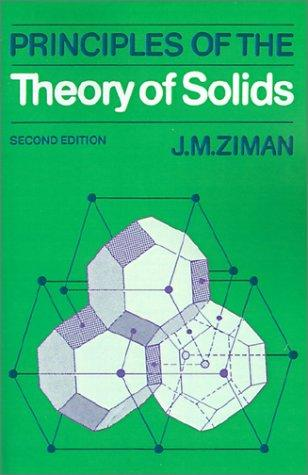Download Principles of the Theory of Solids