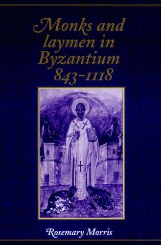 Monks and Laymen in Byzantium, 8431118