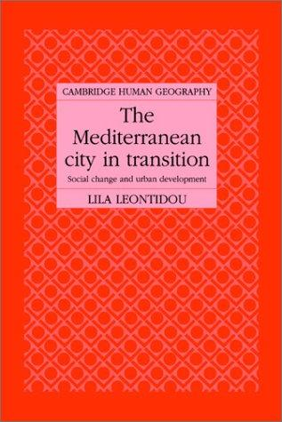 Download The Mediterranean city in transition