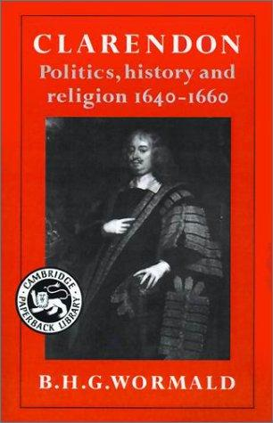Download Clarendon–politics, history, and religion, 1640-1660