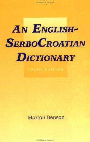 Download An English-SerboCroatian dictionary