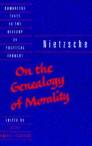 Download On the genealogy of morality