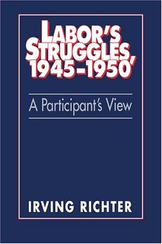 Labor's Struggles, 19451950