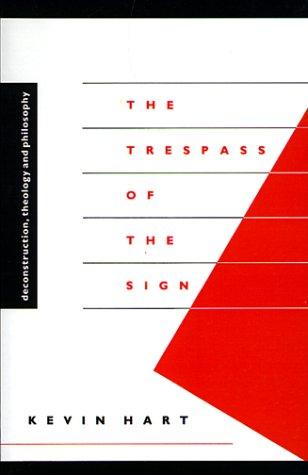 Download The Trespass of the Sign