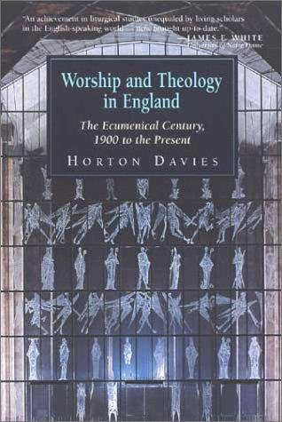 Download Worship and theology in England