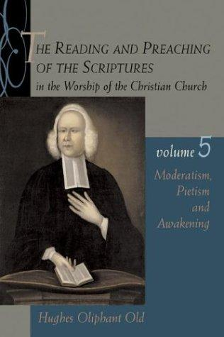 Download The Reading and Preaching of the Scriptures in the Worship of the Christian Church