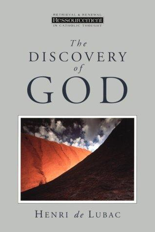 The discovery of God