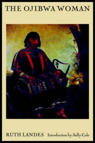Download The Ojibwa woman