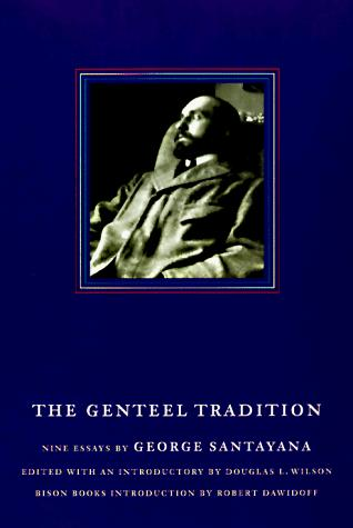 Download The genteel tradition