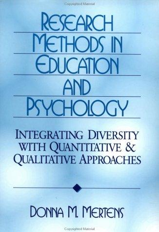 Download Research Methods in Education and Psychology