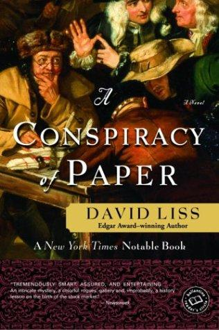 Download A Conspiracy of Paper