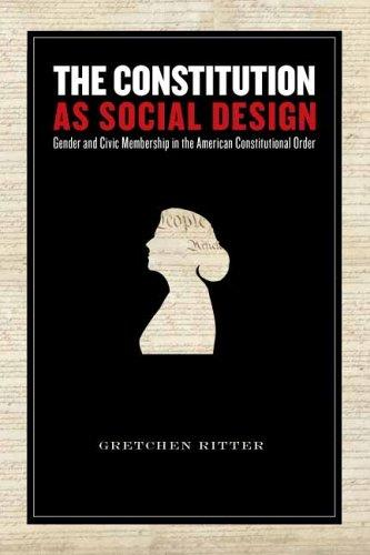 Download The Constitution As Social Design