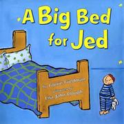 A Big Bed for Jed by Friedman, Laurie; Jahn-Clough, Lisa