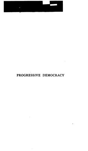 Download Progressive democracy