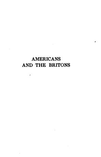 Download Americans and the Britons