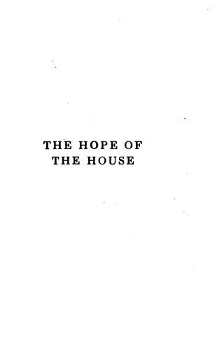The hope of the house by Agnes Castle