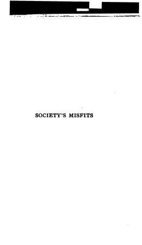 Download Society's misfits.