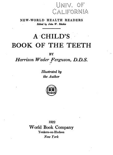 Download A child's book of the teeth