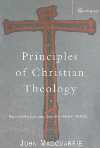 Principles of Christian Theology