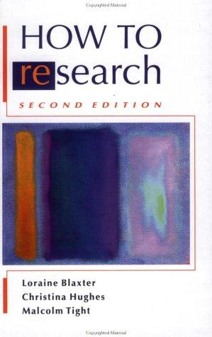 Download How to research