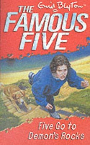 Five Go to Demon's Rocks (Famous Five)