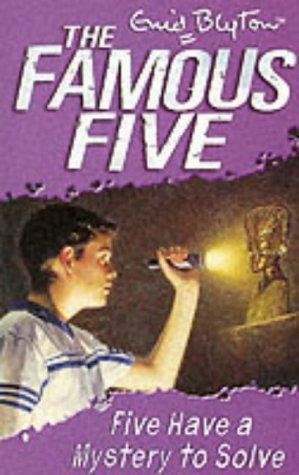 Download Five Have a Mystery to Solve (Famous Five)