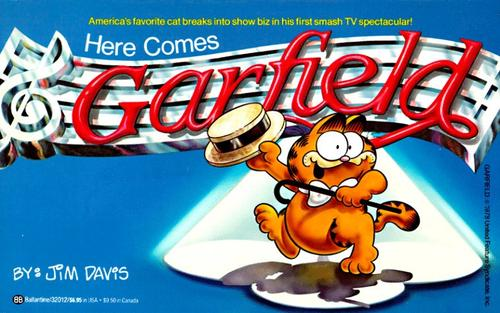 Download Here Comes Garfield