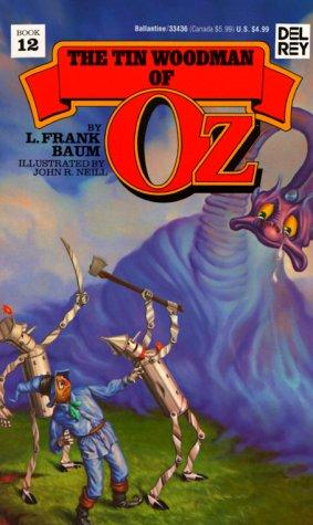 Tin Woodman of Oz (Wonderful Oz Books) (Wonderful Oz Books)