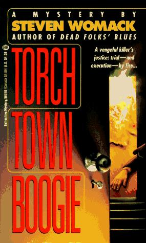 Torch Town Boogie (Harry James Denton Mysteries)