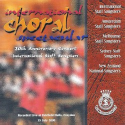 The International Staff Songsters - Jesus, Lily of the Valley