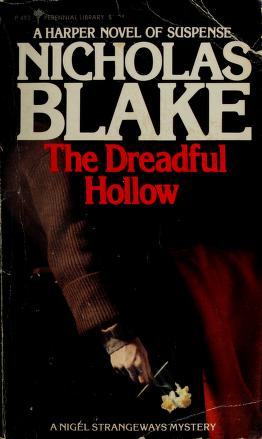 The dreadful hollow by Nicholas Blake