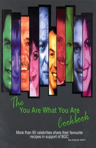 The You Are What You Are Cookbook by Rachel Loosmore
